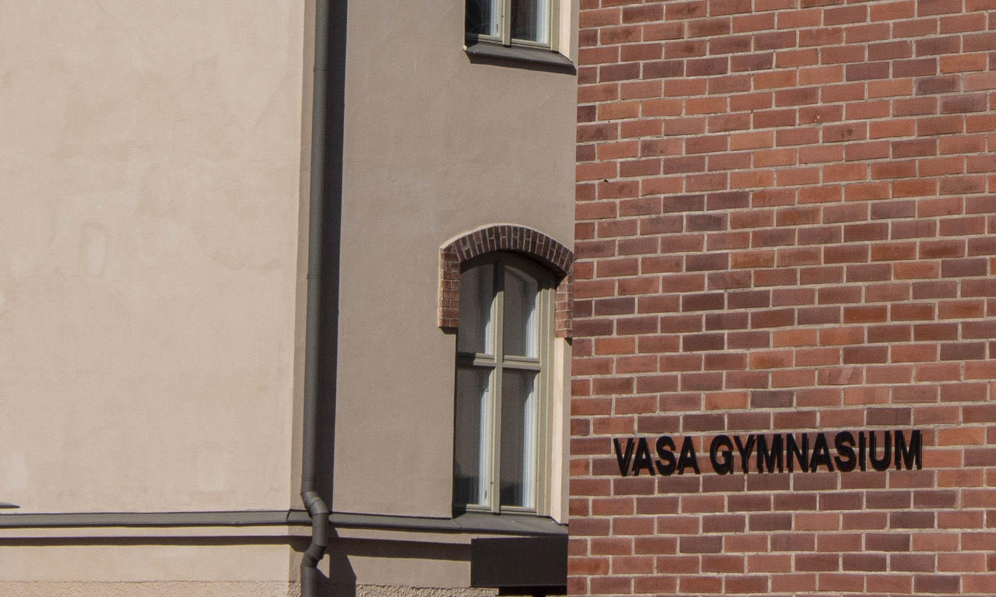 Vasa gymnasium