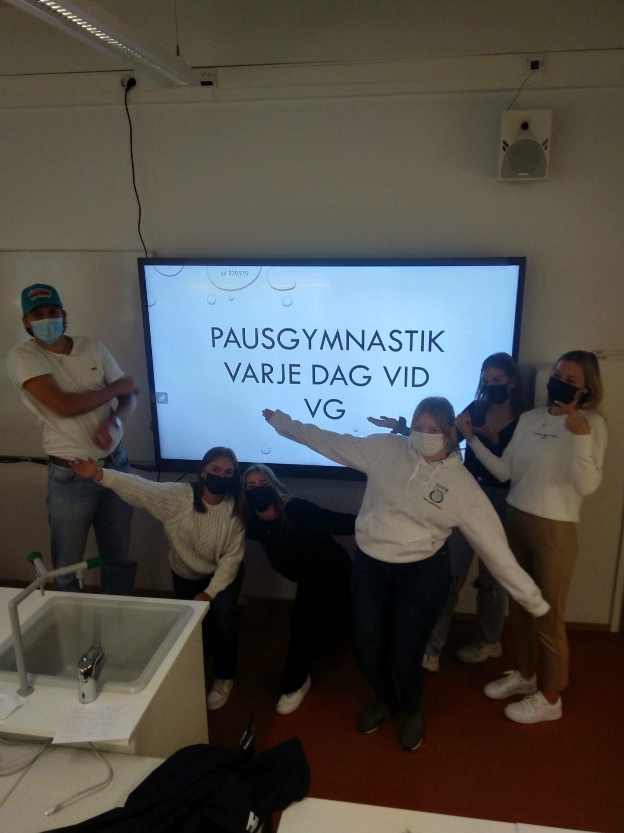 pausgymnastik